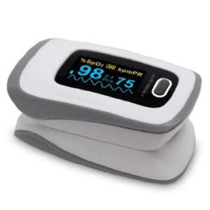 MeasuPro OX250 Instant Read Digital Pulse Oximeter