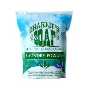 "Charlie's Soap ""Laundry Powder"" Review"