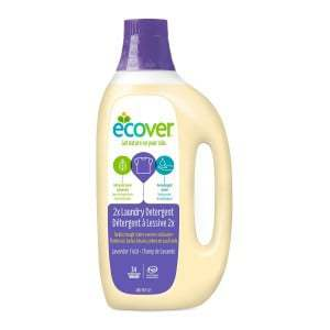 Ecover Liquid Laundry Wash Review