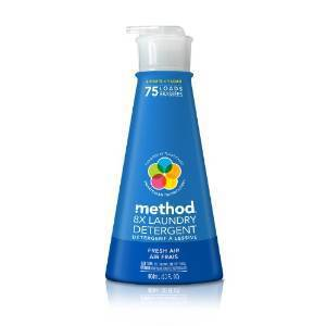 Method 8x Concentrated Laundry Detergent, Fresh Air Review