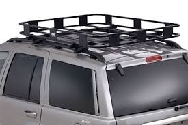 Roof Rack Basket