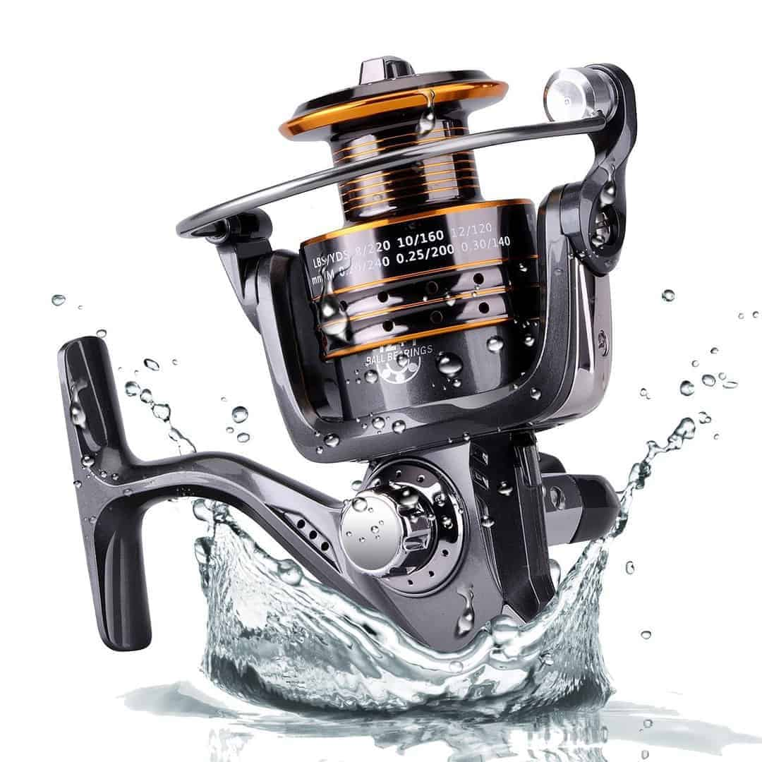 top 5 best ice fishing reel in 2016 - reviews & buyer guide, Fishing Rod