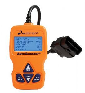 Basic Handheld OBD2 Scanners