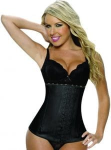 Aranza Women's Latex Waist Cincher Trainer