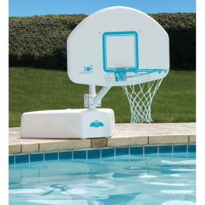 Basketball Hoops for the Pool