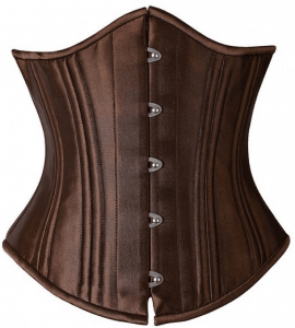 Camellias 26 Double Steel Boned Corset
