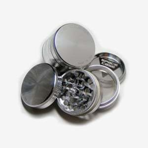 SPACE CASE Grinder Sifter