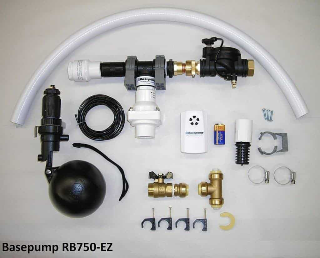 Basepump RB 750-EZ Water Powered Backup Sump Pump