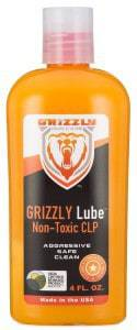 Grizzly Lube Non-Toxic CLP Review