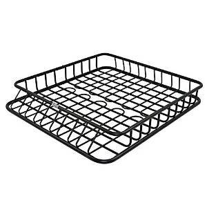 Heavy Duty RB-DLX-V2 Roof Rack Cargo Storage Basket