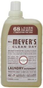 Meyer's Clean Day Liquid Laundry Detergent, Lavender Review