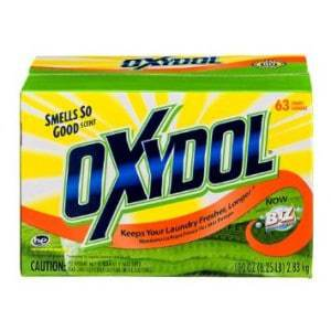 Oxydol with Biz Smells So Good Scent Laundry Detergent