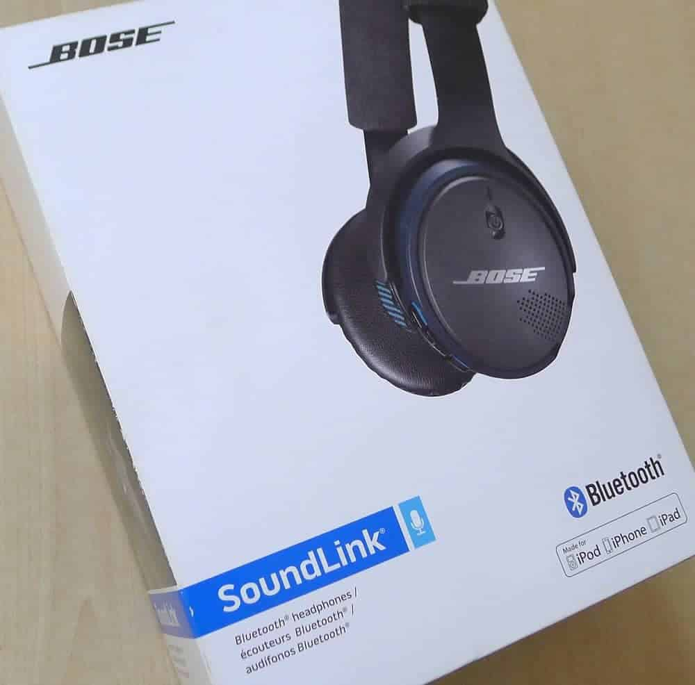 Bose SoundLink On the Ear Bluetooth Review