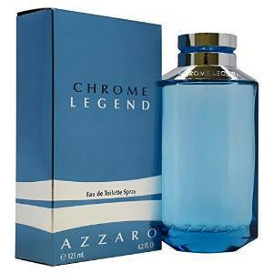 Chrome Legend by AzzaroFor Men. Eau De Toilette Spray