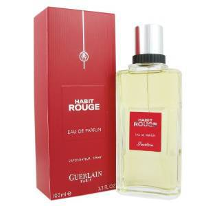 Guerlain Habit Rouge Eau de Parfum Spray for Men