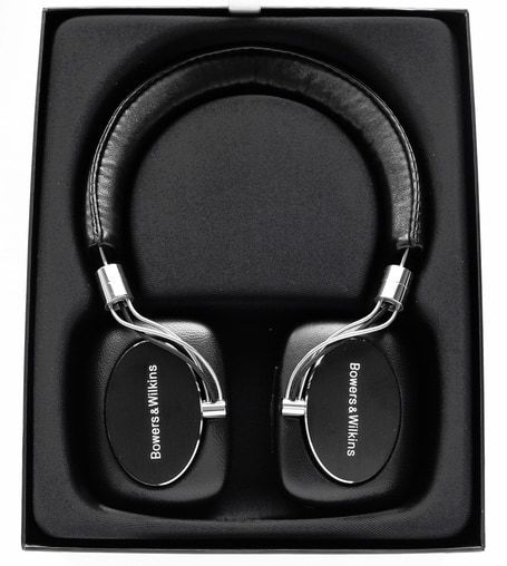 Bowers and Wilkins P5 Wireless Headphones Review