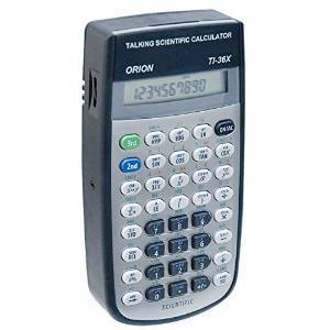 Orion T136X Talking Scientific Calculator