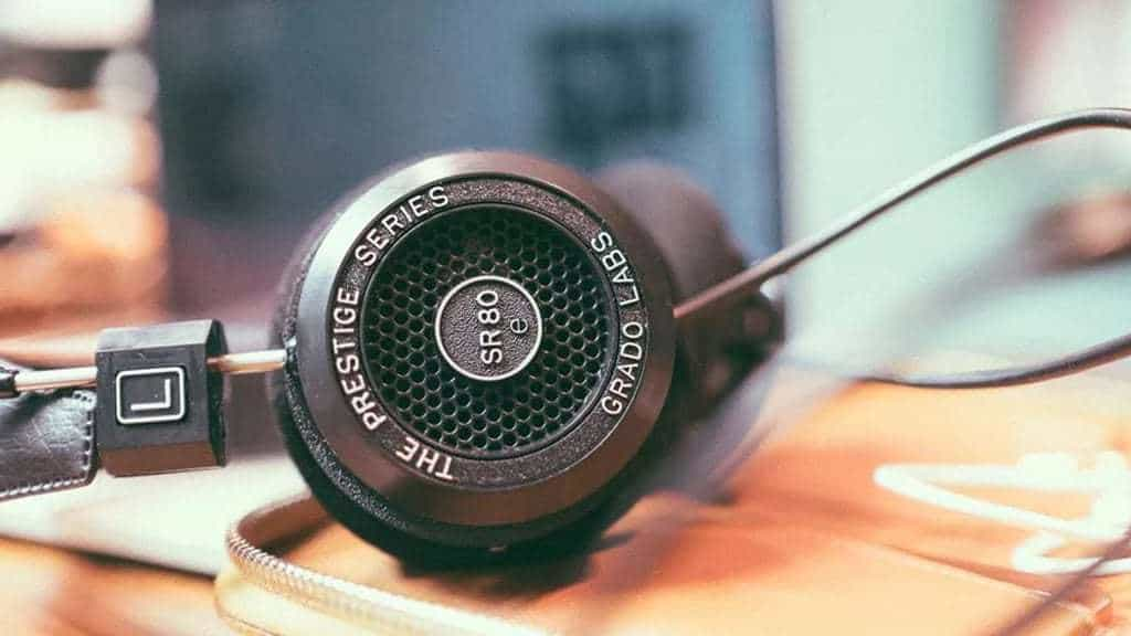 GRADO PRESTIGE SERIES SR80E for classical music genre