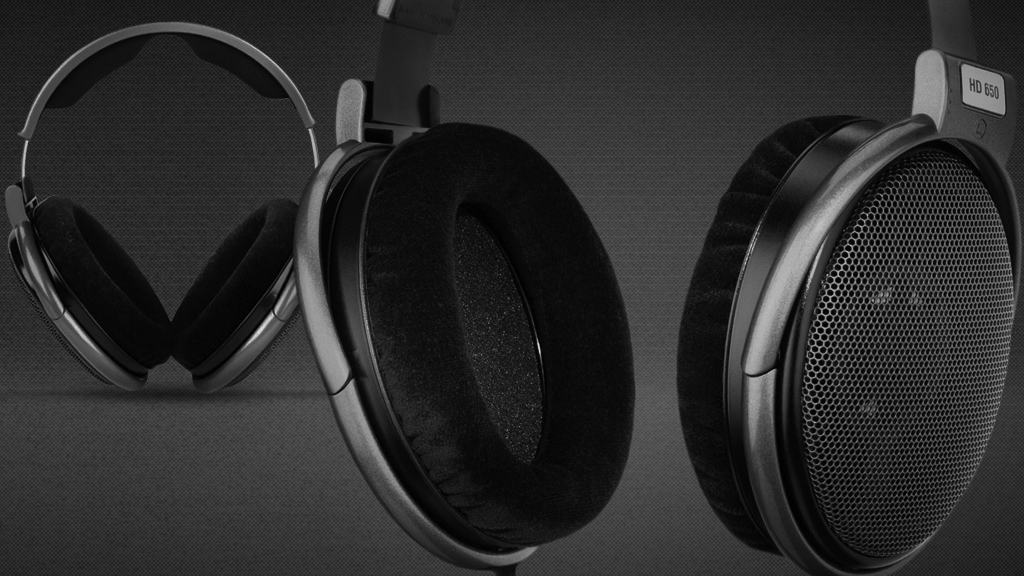 SENNHEISER HD 650 headphones for classical music