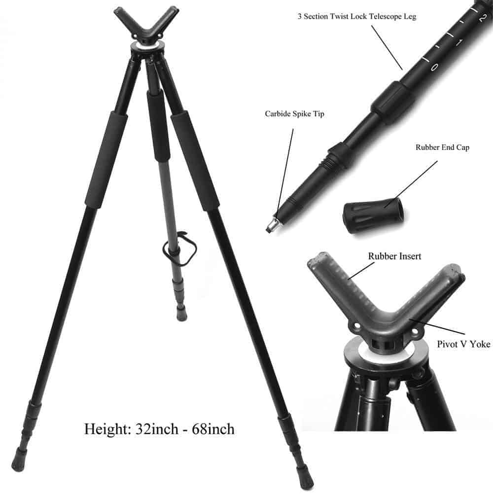 Top 7 Best Shooting Sticks Buyer Guide And Reviews