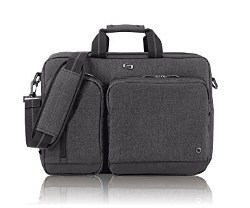 Solo hybrid briefcase Review