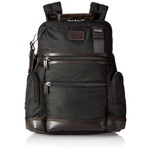 Tumi Alpha Bravo Knox laptop backpack review