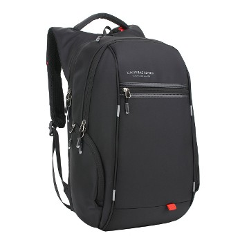 LUXUR 37L Nylon Waterproof Laptop Backpack Review