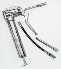 durable construction for a grease gun